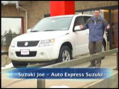 Auto Express Suzuki cars Erie, PA, Joe Askins comm...