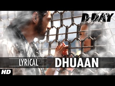 DHUAAN  song lyrics