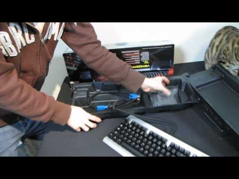 Corsair Vengeance K60 Mechanical Gaming Keyboard Unboxing & First Look Linus Tech Tips