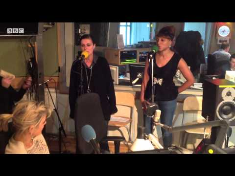 Lisa Stansfield sings her classic 'All Woman' on BBC Radio 2