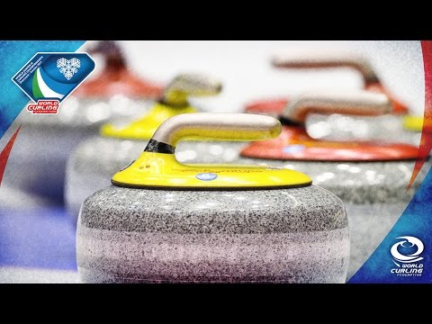 Japan v Slovenia (Women) - World Junior-B Curling Championsh