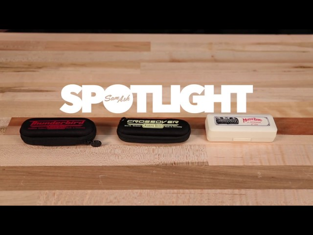 Hohner Marine Band Series Harmonicas   Everything You Need To Know