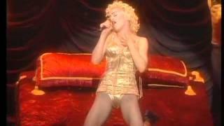 Скачать Madonna Like A Virgin Live At Nice France 1990