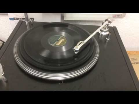 Ngoma 78 rpm record cleaning with Keith Monks 'Archivist Duo Omni' - RCM Mk. 9