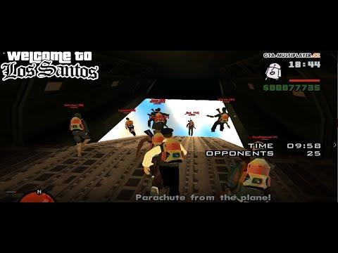 WTLS Updates #48 | SA-MP - New Event Warzone 3