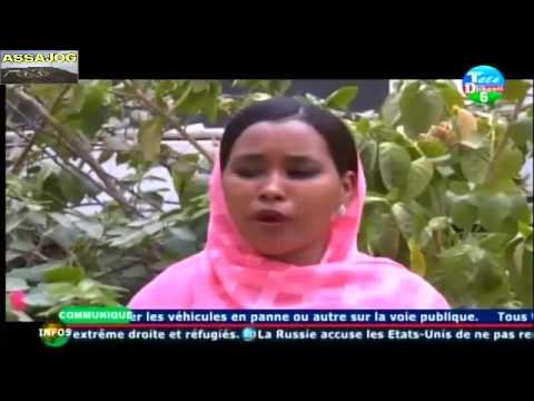Djibouti: Telefilm Somali Nasiib Cudoon iyo Calaf Jacayl- 1e Partie