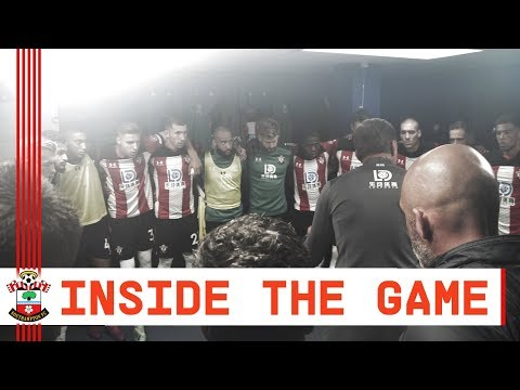 PORTSMOUTH 0-4 SOUTHAMPTON | Go Inside Saints' Historic Win At Fratton Park