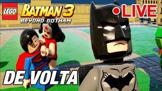 Lego Batman 3 : Beyond Gotham - EURO DESTRÍDO ATÉ NECESSITADOS E GANANCIOSOS - PARTE 7