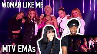 NICKI MINAJ & LITTLE MIX -