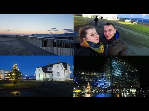 ICELAND VLOG // TOUR OF REYKJAVIK, BLUE LAGOON AND ALL THE FOOD  |  TBIS