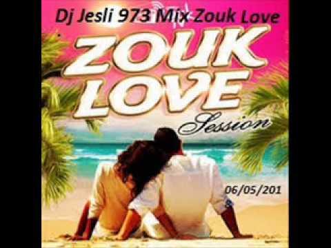 Mix Zouk Love 2k18. Mixé Par Dj Jesli 973