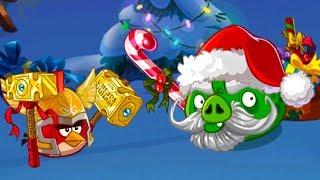 Angry Birds Epic #111 игра про Мультик Праздники приближаются #КРУТИЛКИНЫ