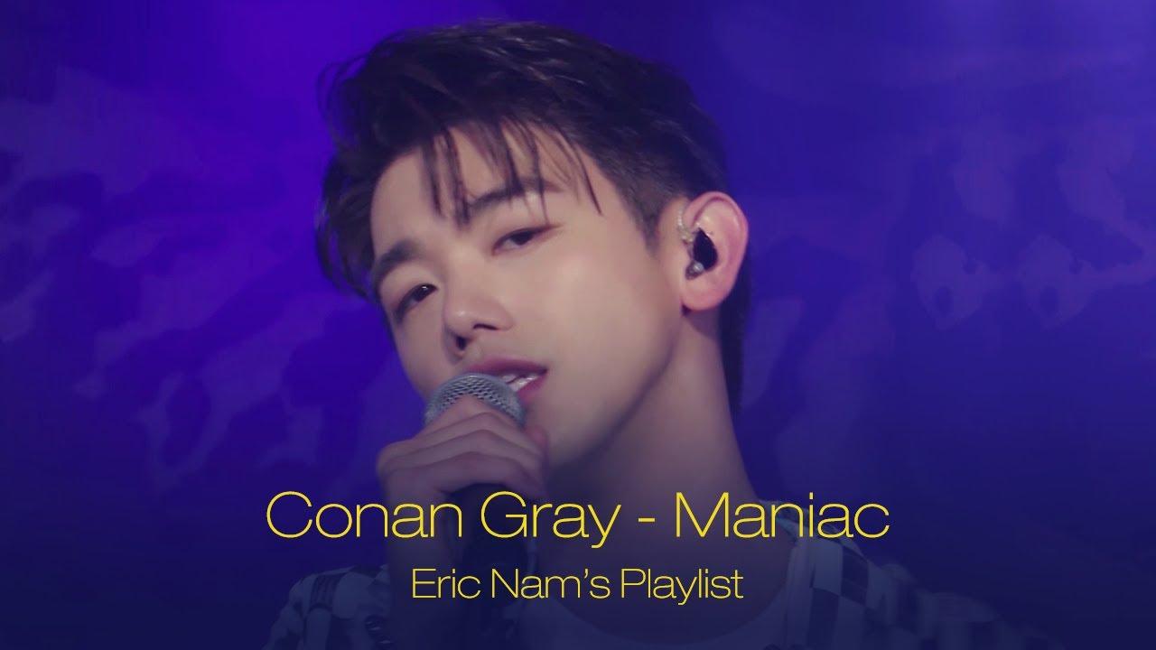 Download Eric Nam's Playlist | Conan Gray - Maniac (Cover) by 에릭남