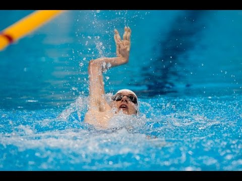 Swimming - Men's 50m Backstroke - S1 Final - London 2012 Paralympic Games