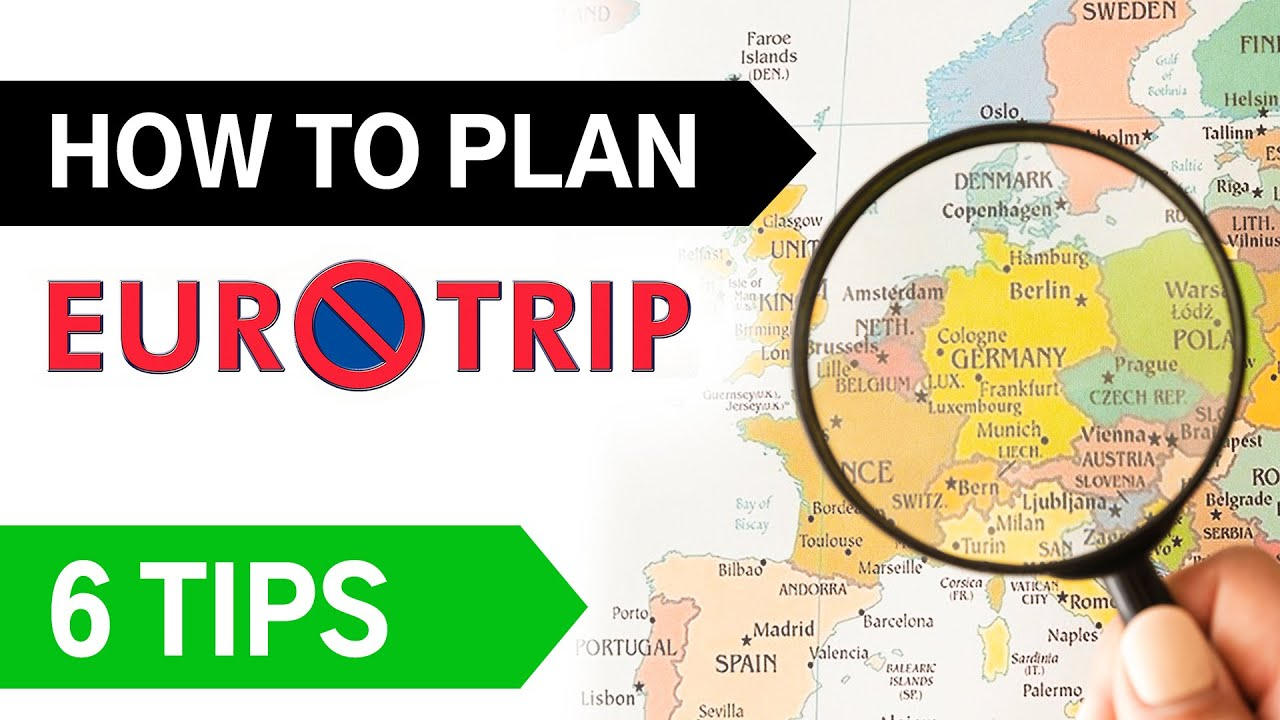 Best plan for Eurotrip | 6 Hacks of Travelling Europe