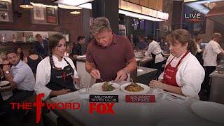 Gordon Tastes The Two Teams' Dishes   Season 1 Ep. 7   THE F WORD