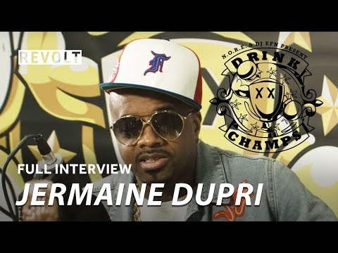 Jermaine Dupri | Drink Champs (Full Episode)
