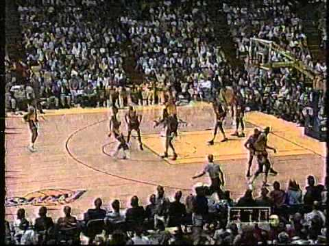 Bulls vs. Lakers - 1991 NBA Finals Game 4 with commercials, and Chicago News
