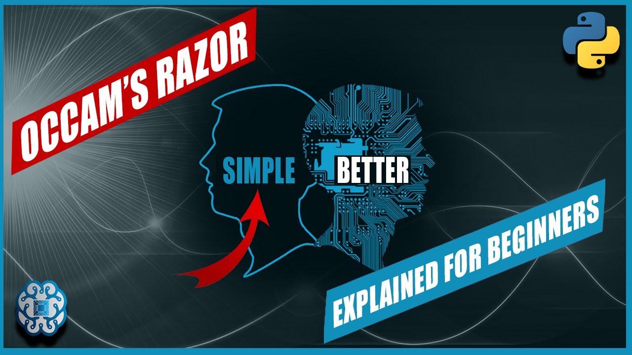 Occam's Razor Explained for Beginners