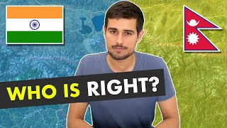 India vs Nepal Border Dispute | Explained by Dhruv Rathee