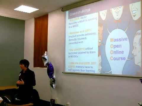 Prof Allison Littlejohn: Charting open territory