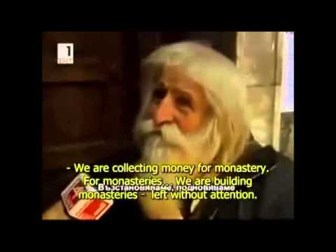 Grandpa Dobri The most humble man on earth( Faith in humanity Restored! )