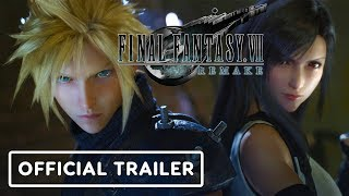 Final Fantasy VII Remake: Tifa and Sephiroth Official Trailer - E3 2019