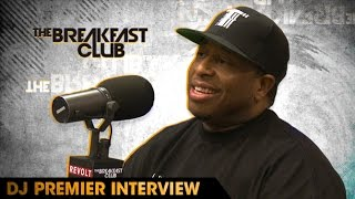 DJ Premier Tells Stories Of Linking Up With Guru, Jay Z, Biggie Smalls & Many More