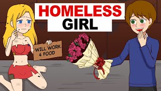 I Fell In Love With A Homeless Girl