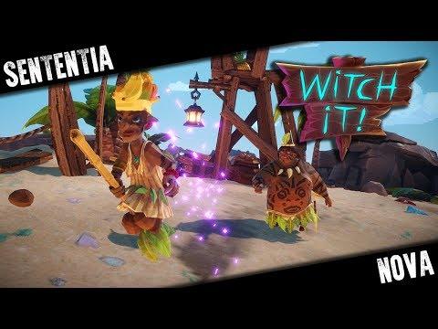 Охота на ведьм – Witch it
