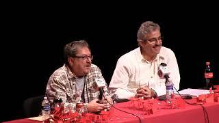 Conferencia con el escritor, político y activista Paco Ignacio Taibo II