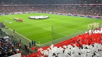FC BAYERN - Juventus FC Champions League Achtelfinal 2015/16 Stadium Atmosphere  4K