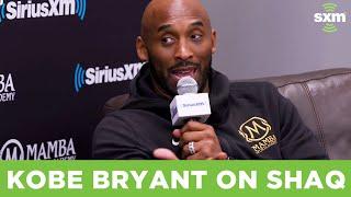 What Shaq Said When He & Kobe Bryant Cleared the Air