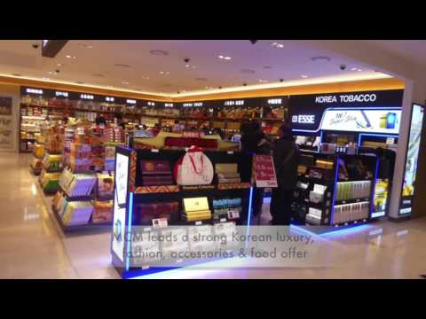 Shilla IPark duty free, Yongsan-gu, Seoul
