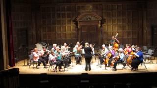 Eastman Rochester New Horizons Beginning Orchestra Concert