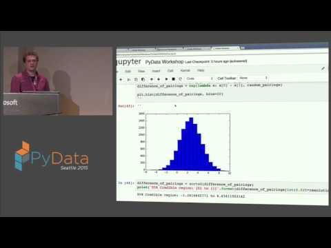 Justin Bozonier: Simplified statistics through simulation