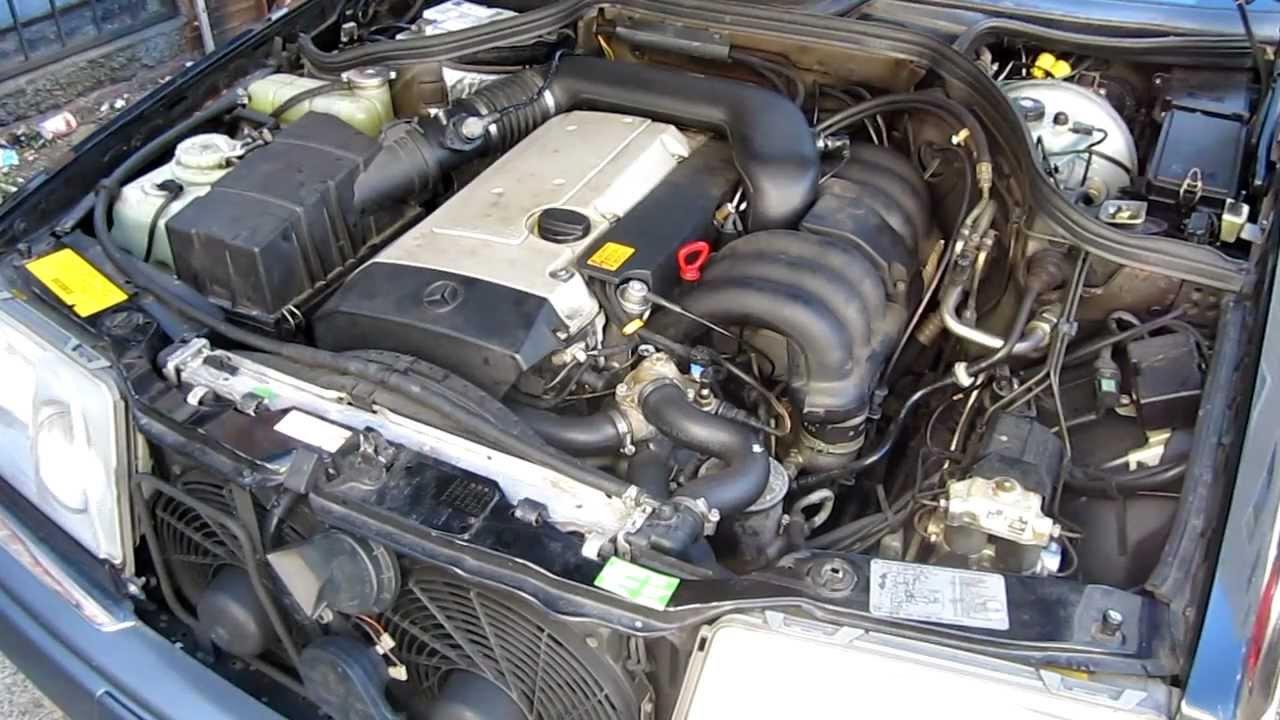 Mercedes M104 ETA throttle body bad wiring symptoms  YouTube