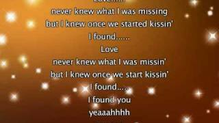 Keyshia Cole - Love, Lyrics In Video