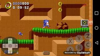 ANOTHER ONE BUT STILL UNFINISHED!!! - Sonic Warped Adventure(Sonic Hack)