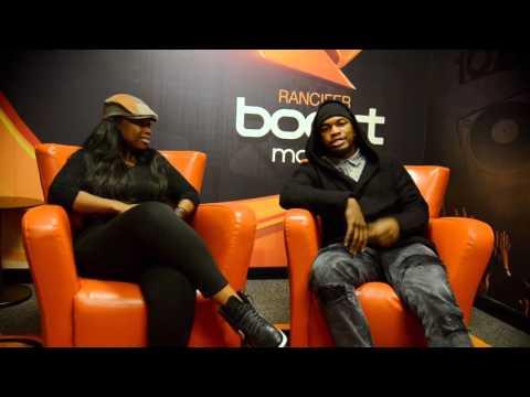 Ne Yo Interview with Frankie Robinson