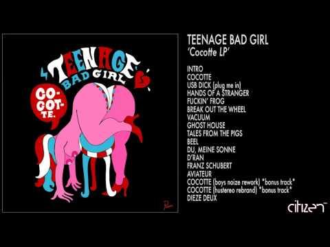 teenage bad girl usb dick plug me in