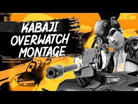 Kabaji: An Overwatch Montage