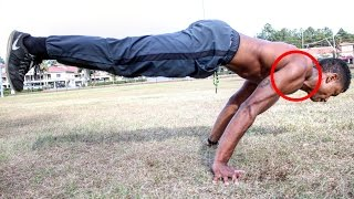 CAN'T PLANCHE? JUST DO THIS!!!