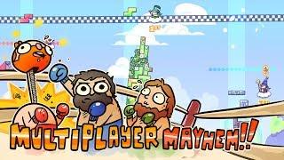 Multiplayer Mayhem - Tricky Towers: The Revengining