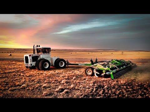 Big Bud 525/50 Pulling K-Line Speedtiller - Welker Farms Inc