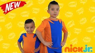 New Nick Jr. Show Calvin & Kaison's Play Power Sneak Peek