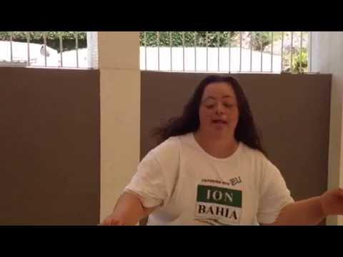 Roda de capoeira no ION/2016