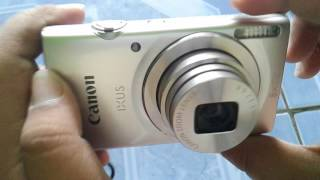 REVIEW CAMERA CANON IXUS 175 HD VIDEO