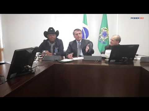 """Bolsonaro diz que indicação de Eduardo não seria nepostismo: """"jamais faria isso"""""""