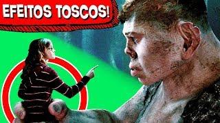 6 Personagens TOSCOS em FILMES FAMOSOS! 👎